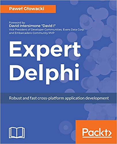 Expert Delphi: Robust and fast cross-platform application development