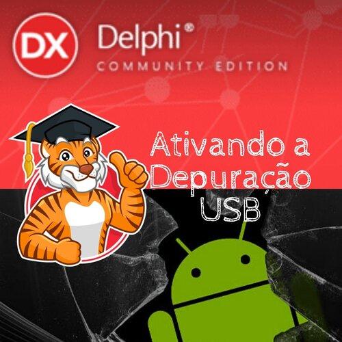 Ativando a depuração USB em dispositivos Android