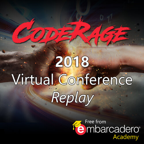 CodeRage 2018 Replay