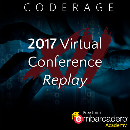 CodeRage XII 2017 – Replay