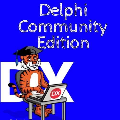 Delphi Community Edition Portuguese