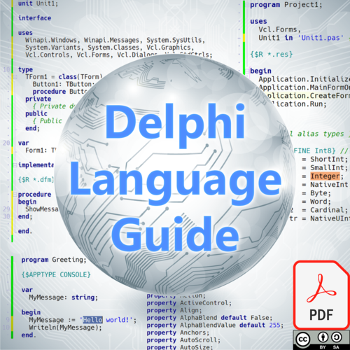 Delphi Language Guide