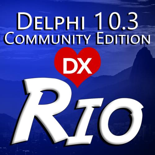 Delphi Community Edition License (Free)
