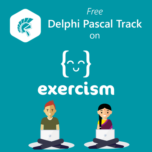 Delphi Pascal Track on Exercism